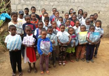 Partenariat entre Mada-Bemiray Belgium et l'association MIARO ZO à Madagascar
